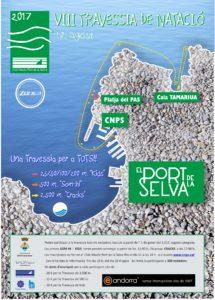CNPS-VIII TRAVESSIA NATACIO-Poster