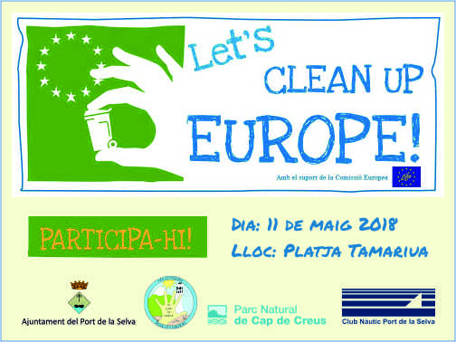 CARTELL LET'S CLEAN UP EUROPA
