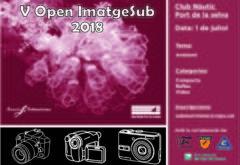 CNPS-V OPEN IMATGESUB 2018