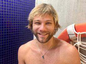 Fabricio Pérez (Entrenador de natació)