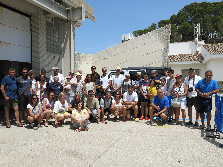 CNPS-submarinisme-activitats socials-neteja fons marí