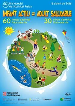 Dia mundial de l´activitat física - CNPS