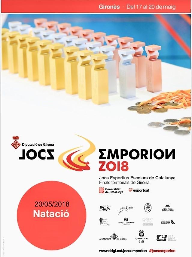 JOCS EMPORION 2018