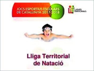 Lliga terrritrial natacio 2018