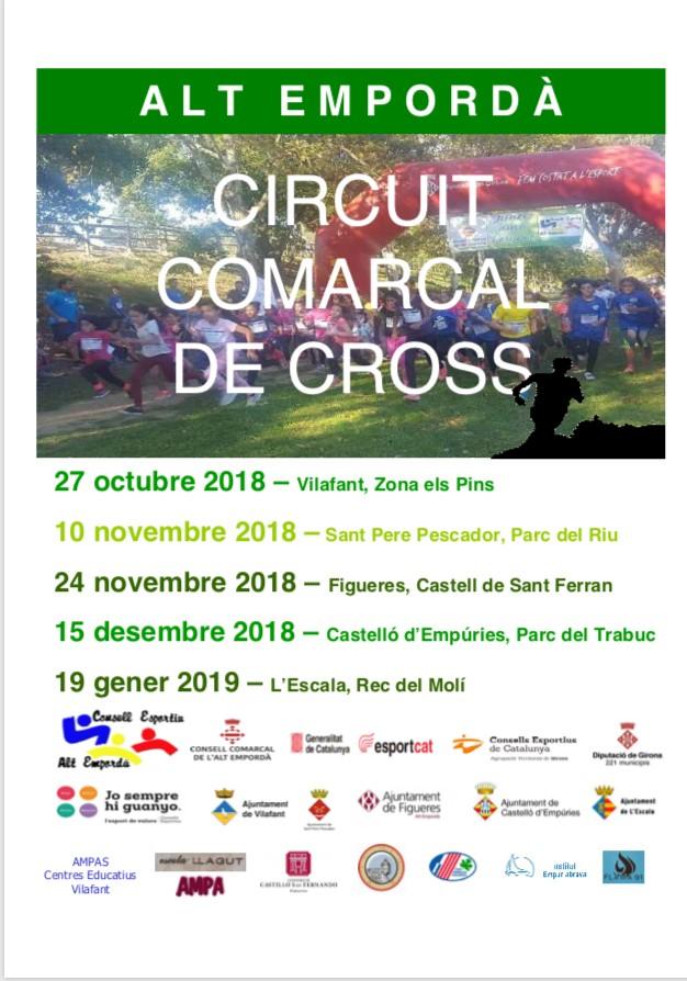 CNPS-cartell circuit comarcal cross 2018