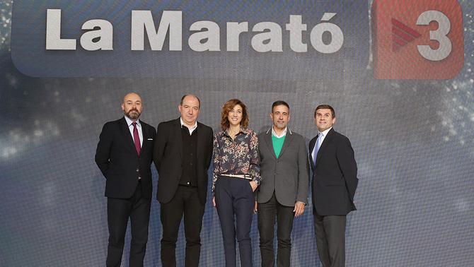 CNPS-LA MARATO TV3- foto 2