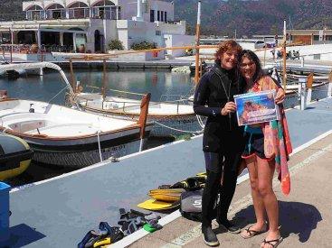 SECCIÓ SUBMARINISME | Batejos de mar – Estiu 2019