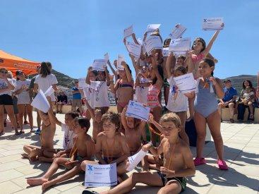 "X TRAVESSIA NATACIÓ CNPS | Agost 2019 ""KIDS"" 25, 50, 100 i 200 m"