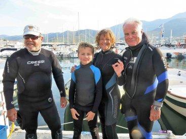 SECCIÓ SUBMARINISME | Batejos de mar – Estiu 2018