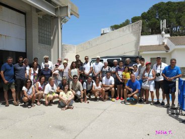 5a JORNADA NETEJA FONS MARÍ | C.N.P.S. Juny 2015