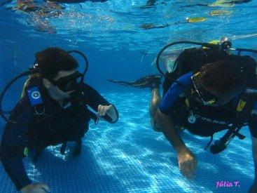 CURSOS BUSSEIG | Secc. Submarinisme  Juliol, Agost i Setembre 2015